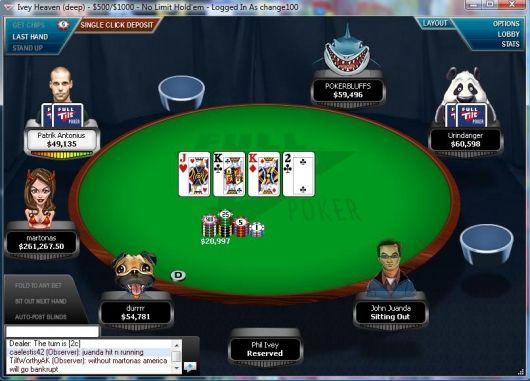 High-stakes action: Martonas kaotas päevaga kolm miljonit! 101