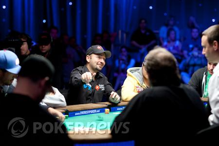 WSOP Main Event on ESPN: Hellmuth's Entrance, Hand of the Week and Our MVP 103