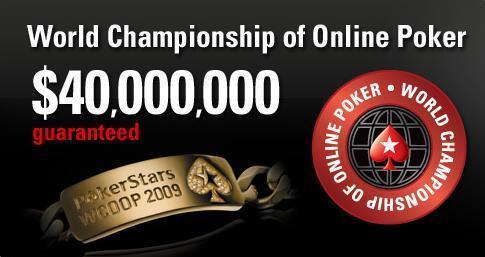Freeroll de PokerNews con k para las WCOOP 101