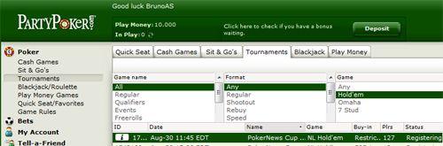 Não Perca Hoje 2 Freerolls Para a PokerNews Cup Austrália 101