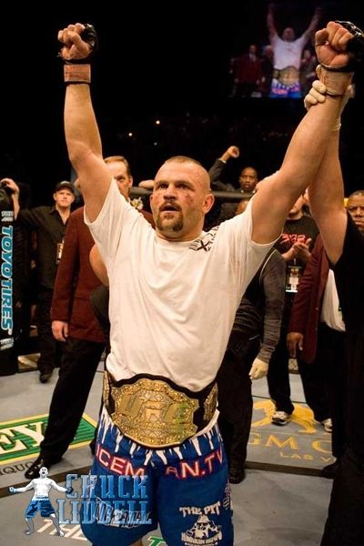 "Chuck ""The Iceman"" Liddell: Do Octógono Para as Mesas de Poker 101"