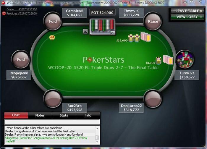 WCOOP Day 8: Team PokerStars Pro George Danzer Captures A Bracelet 102