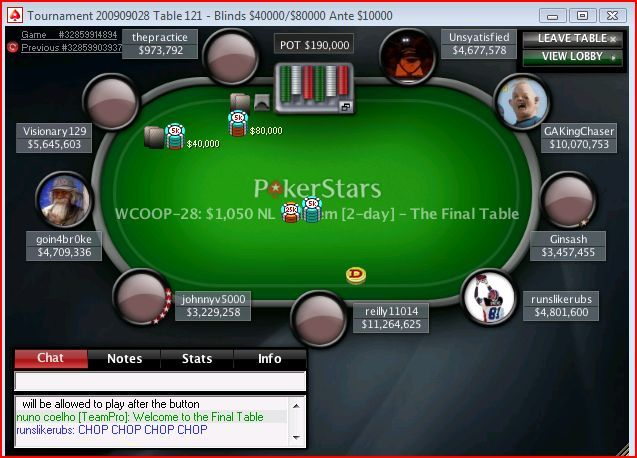 "WCOOP Day 12: Ryan ""g0lfa"" D'Angelo Claims Second WCOOP Bracelet This Year 101"