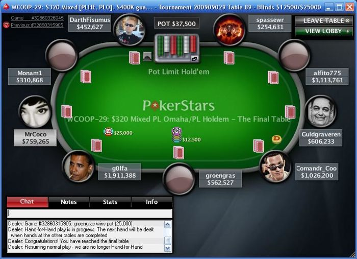 "WCOOP Day 12: Ryan ""g0lfa"" D'Angelo Claims Second WCOOP Bracelet This Year 102"