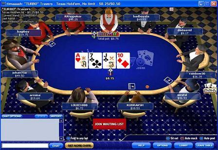 0 Cash Freerolls na Poker770 101
