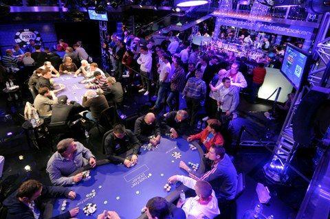 Рекордное колличество участников WSOP Europe 2009 в... 101