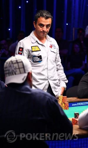 The WSOP on ESPN: Ivey Dominates Feature Table as Bubble Bursts 102