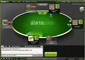 Azartia: presentada una nueva sala de poker online en el panorama español 101