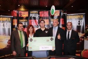 SERGIO PARDO, ganador del CEP (Campeonato de España de Poker) de Murcia 2.009 101