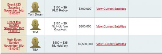 Покер БЛИЦ: Хеликоптер-такси за Phil Ivey, EPT High Rollers и... 101