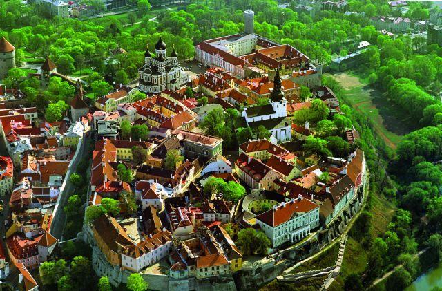 Старият град - Талин