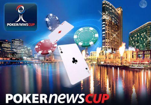 PokerNews Cup Aвстралия в Crown Casino Melbourne
