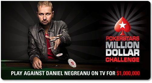 PokerStars Million Dollar Challenge дебют на 11 октомври 101