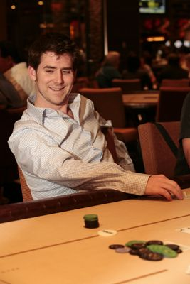 PokerNews Editor-In-Chief Matthew Parvis