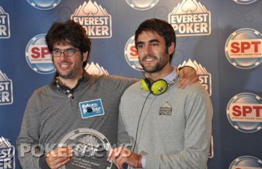 "José Luis Navarro, ""Jotaele"" gana el Spanish Poker Tour Valencia 2009 101"