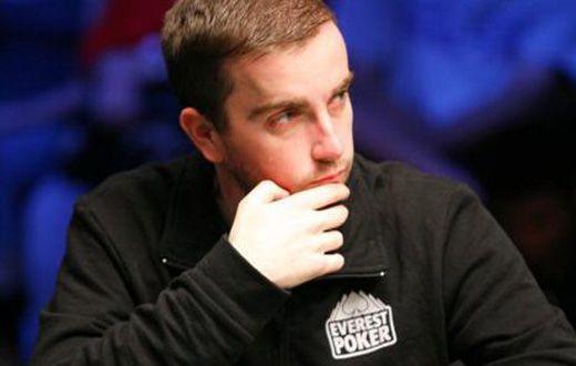 WSOP November '9' - A 8. széken Antoine Saout 101