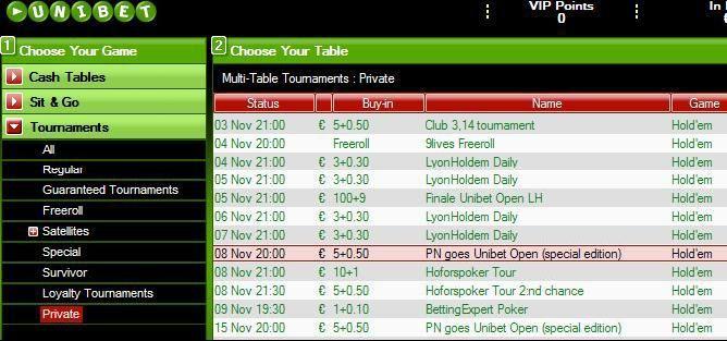 El mejor poker y las mejores promociones de Unibet, en Es.PokerNews.com