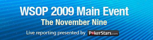 Акценти от финалната маса на WSOP 2009 (Ден 1 и 2):... 101
