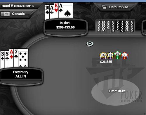 Stars du poker : Isildur1, nouveau Roi des 'high stakes' 103