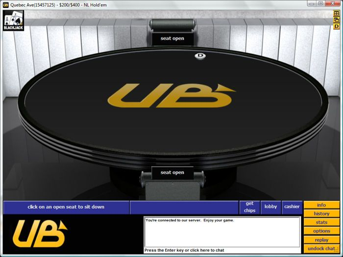 New layout at UB.com