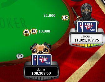 Покер профил - Viktor Blom или Isildur1 101