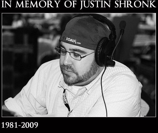 359 играчи почетоха Justin Shronk 101