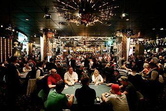 Уникалната покер обстановка на Crown Casino
