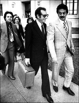 Jimmy Chagra i jego brat Joe (po lewej)