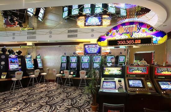 Kasiino ülevaade: Olympic Casino Tartu 101