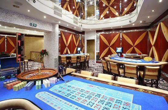 Kasiino ülevaade: Olympic Casino Tartu 102