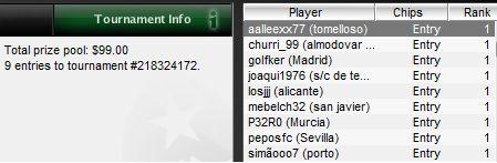 """""""scpsemchance"""", ganador del torneo IBERIAN POKER LEAGUE de PokerStars 102"""
