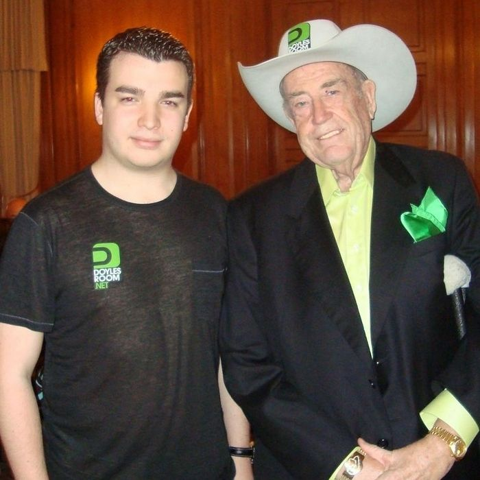 Chris Moorman и Doyle Brunson