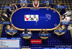 Nemokamas kalėdinis turnyras Poker770 kambaryje 101