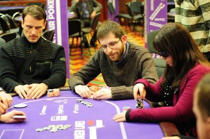 Результаты Betfair Poker Live Кубок Киева! 102