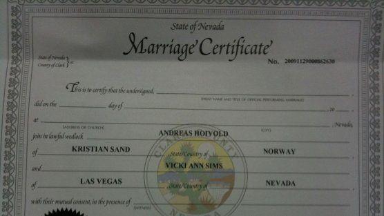 Andreas Hoivold viaja a Las Vegas para participar en High Stakes Poker y termina casándose 101