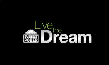 """Este fin de semana se celebra el casting de """"live the dream"""" de Everest Poker 101"""