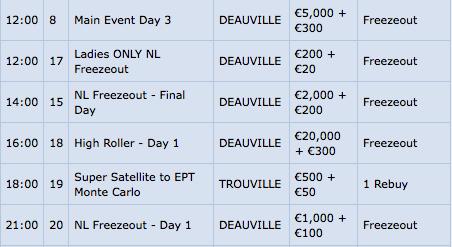 PokerStars European Poker Tour Deauville - 20 a 25 Janeiro 104