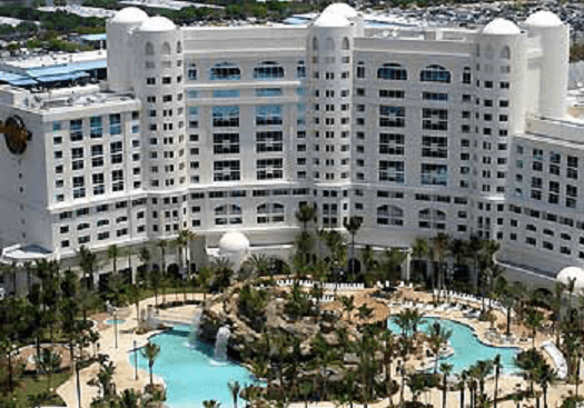 Seminole Hard Rock Cafe Resort en Hollywood (Florida)