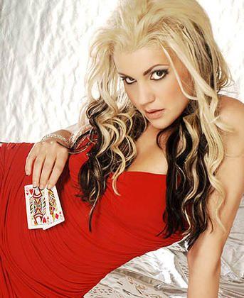 """Pokerio mažulės - Jennifer """"Jennicide"""" Leigh 101"""