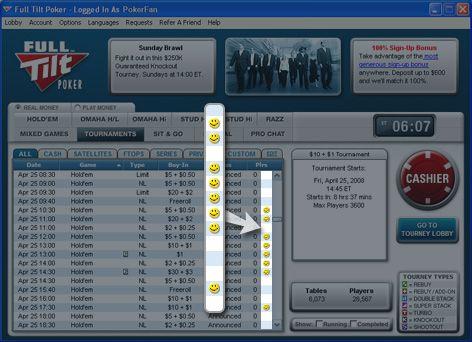 Full Tilt pokerio kambaryje prasideda DVIGUBŲ garantuotų prizinių fondų savaitė 101