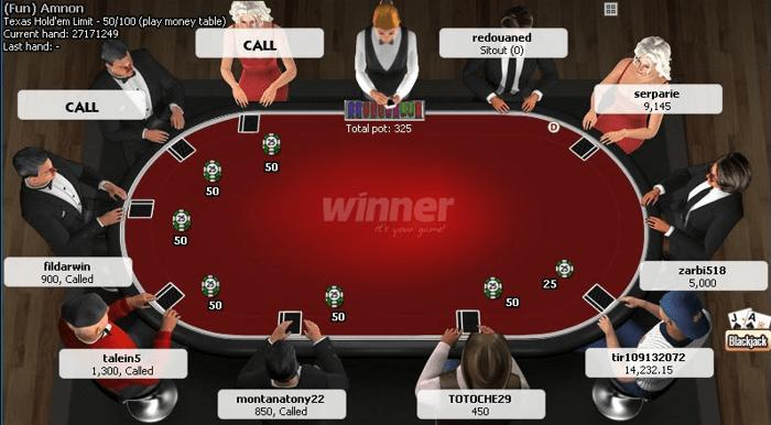 ,000 Cash Freeroll na Winner Poker - Periodo de Qualificação a Terminar 101