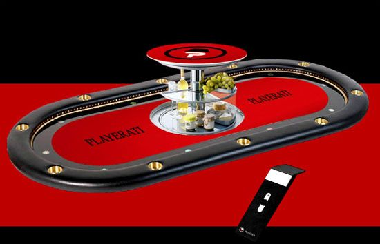 Pokernews Teleexpress - Stół pokerowy z drinkami, wyniki UBOC 101