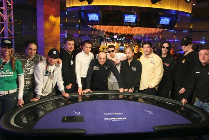 PartyPoker Premier League Final Table Today 101