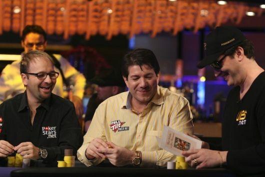 Party Poker Premier League IV, rozehrávka 6: Negreanu vyhrál i obklopen cirkusem 102