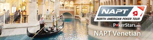 PokerStars.net NAPT Venetian Ден 2: Lichtenberger поведе 101
