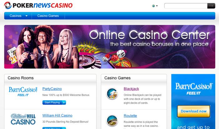 PokerNews Announces Relaunch of Casino.PokerNews.com 101