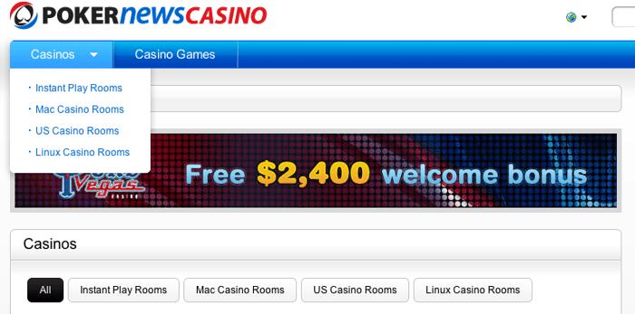 PokerNews Announces Relaunch of Casino.PokerNews.com 102