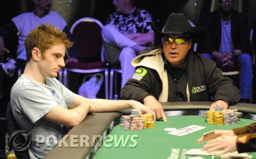 Ashton Griffin  Vence NAPT High Roller Bounty Shootout 101