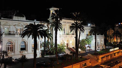 Az Italian Poker Tour San Remo helyszíne, a Casino San Remo