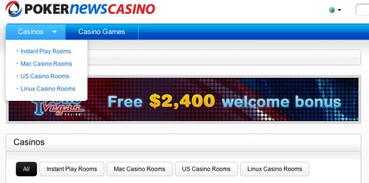 Το PokerNews ανακοινώνει την επανέκδοση του Casino.PokerNews.com 102